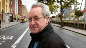 John Banville photogaph Derek Speirs for The New York Times, 2005