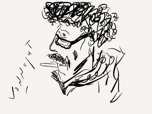 Kurt Vonnegut, 1922-2007. 2013 jpbohannon