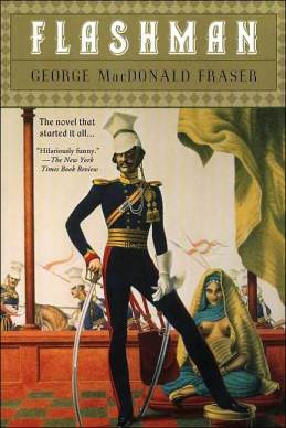 Book Cover of Flashman by George MacDonald Fraiser