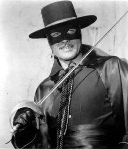 Guy Williams as Zorro (1957-1962)