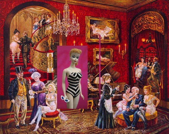 Barbie and the Bordello