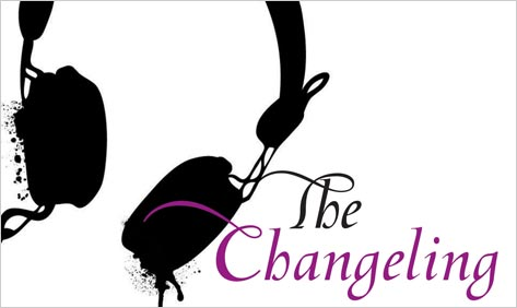 Book cover for The Changeling