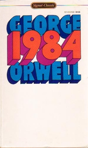 Signet Classic's cover of 1984