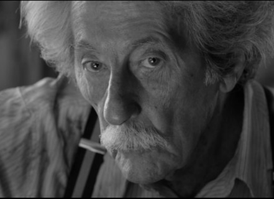 Jean Rochefort as the sculptor in The Artist and the Model.