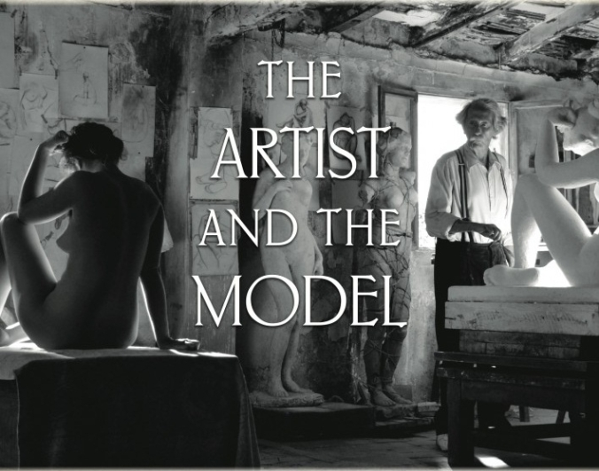 poster for Trueba's The Artist and the Model