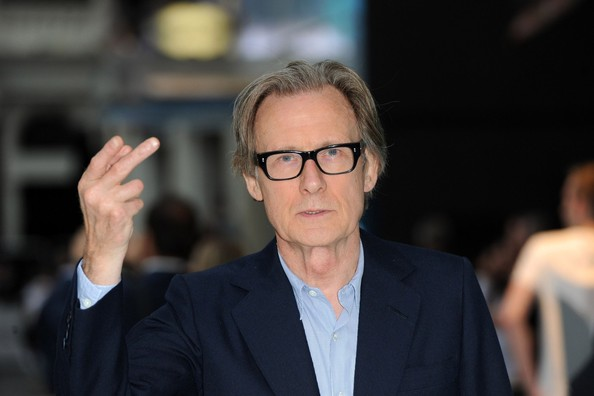Bill Nighy J P Bohannon