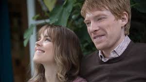 Rachel McAdams and Donhail Gleeson in About Time Photo by Murray Close - © 2013 - Universal Pictures