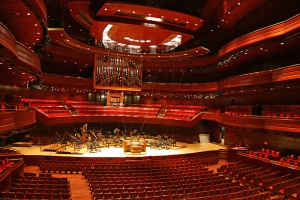 Verizon Hall at the Kimmel Center, Philadelphia, PA