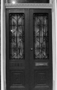 Doors on N. 4th Street 2014 jpbohannon