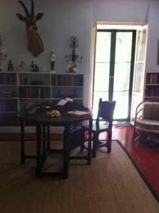 Hemingway's Writing Studio in Key West Photograph 2014 jpbohannon