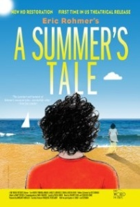 U.S Poster for A Summer's Tale