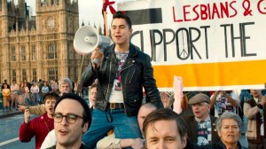 Ben Schnetzer as Mark Ashton in the film Pride