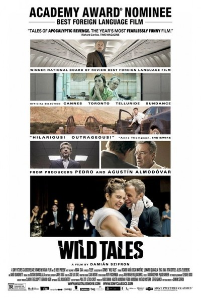 Movie Poster for Wild Tales