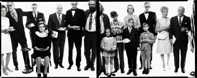 Richard Avedon, Allen Ginsberg's Family, Paterson, New Jersey, May 3, 1970 (1970).  Photo: courtesy of NMAJH