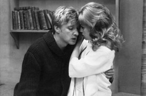 Jules (Oscar Werner) and Catherine (Jeanne Moreau) in ,i>Jules et Jim,/i.