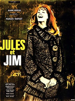 Poster for Jules et Jim