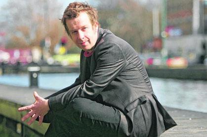 ARTS / FEATURES Kevin Barry