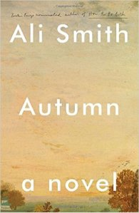 Autumn book cover