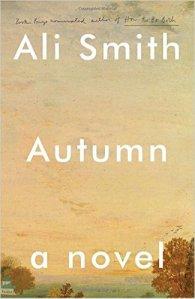 Autumn book cover